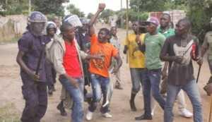 UPND, PF cadres clash