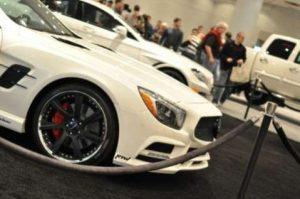 New York Auto Show - Mercedes SL