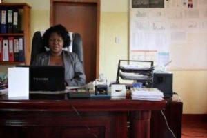 Dr Mutinta Mudenda