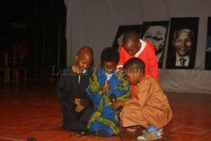 kids perform at Lusaka play house_Lusakavoice.com