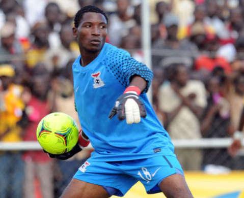 Joshua Titima, Power Dynamos and Zambia goalie