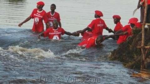 2013 KUOMBOKA CEREMONY  - Lusakavoice.com
