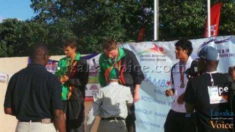 CANA Zone 3 & 4 Swimming Championships
