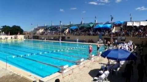 cana zone 3 4 swimming championships lusaka zambia 25 28 april 2013 - Olympic Swimming Pool 2013