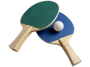 Ping Pong and Table Tennis