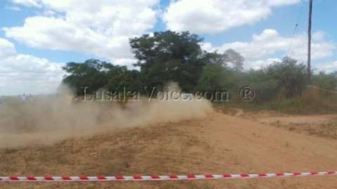 Zambia First National rally