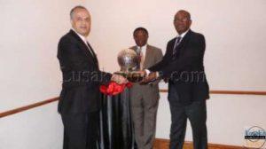 Zambia Open Golf tournament