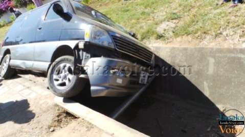 ACCIDENT in LUSAKA   LuakaVoice.com