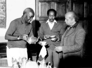 President Kenneth Kaunda