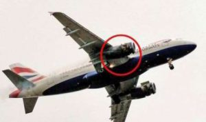 British Airways plane allowed to fly 'by mistake'