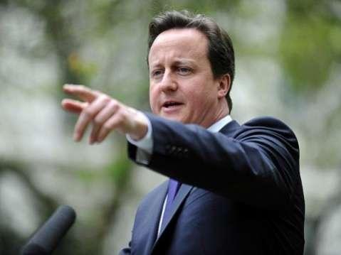 United Kingdom Prime Minister David Cameron
