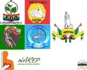 Opposition political parties in Zambia