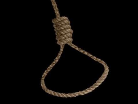 hang suicide