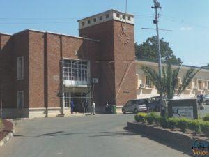 CIVIC CENTRE -Livingstone, Zambia  July 2013 Pre-UNWTO  in Pictures