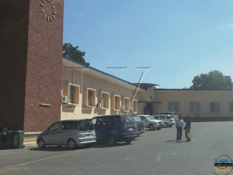 CIVIC CENTRE - Livingstone, Zambia July 2013 Pre-UNWTO in Pictures