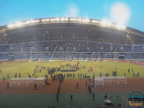 Zambia 2-0 Zimbabwe - Chipolopolo Cosafa Cup champions @ Levi Mwanawasa Stadium