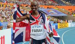 Gold one Mo time for Olympic star Farah at World Championships