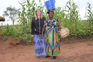 Mikaela, Zambia, and the Peace Corps