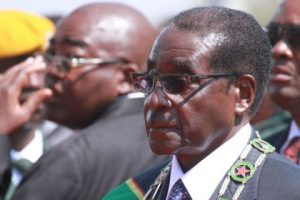 Robert Mugabe said August 12th that his party will not yield its victory