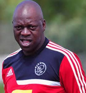 Zimbabwe coach  Dibango