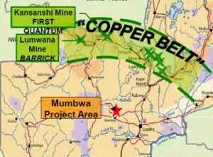 Mumbwa large-scale prospecting location