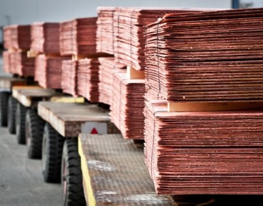 copper cathods zambia