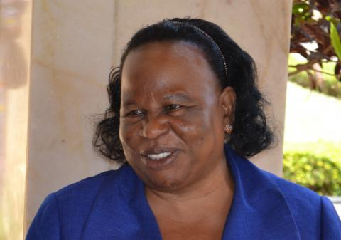 Lombe Chibesakunda