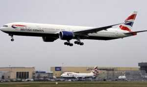 """British Airways said it was """"shocked and horrified"""" to learn of the allegations"""