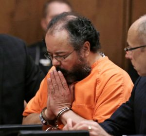 Ariel Castro in the courtroom during the sentencing phase in Cleveland last month.