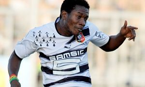 Asamoah Gyan Highest Paid African Sportsma