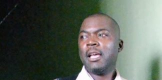 MMD Die Hard youth Coordinator Bowman Lusambo