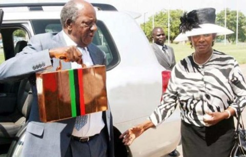 Chikwanda's budget ready today