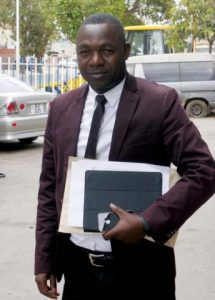 Wamunyima Muwana Ministry of Information and Broadcasting Services Permanent Secretary