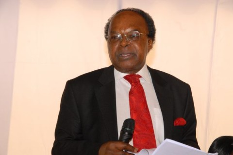 Central bank governor Dr Michael Gondwe