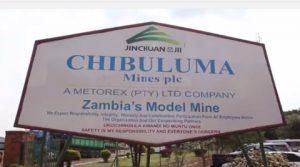 Chibuluma mine
