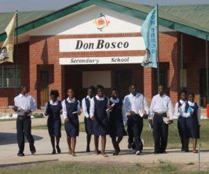 Don Bosco Secondary School – Mansa
