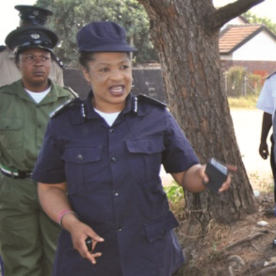 SUSPENDED Copperbelt commissioner of police Mary Tembo has refused to appear before the Ndola Magistrate's Court, saying she was arrested in Lusaka and could only appear in the Lusaka Magistrate's Court.
