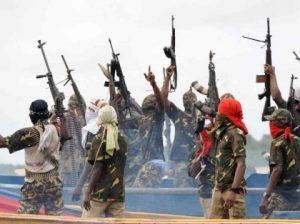 Nigerian Pirates Free Kidnapped U.S. Mariners