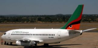 zambian airways