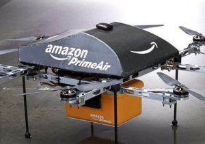 Amazon tests drone delivery through a program called PrimeAir(Photo: Amazon)