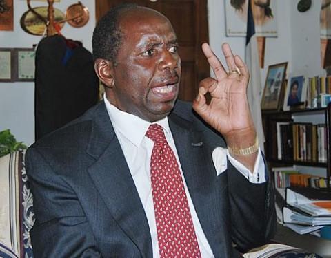 Bishop John Mambo