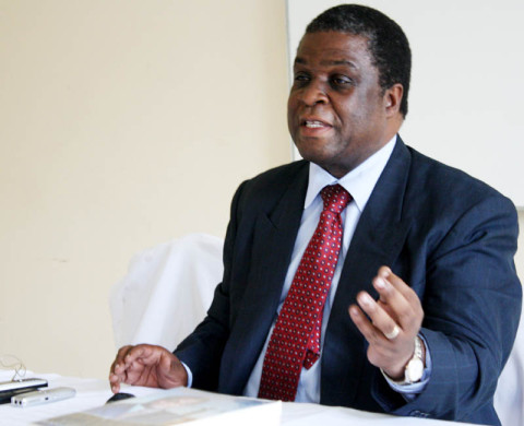 Daily Nation Newspaper Proprietor Richard Sakala