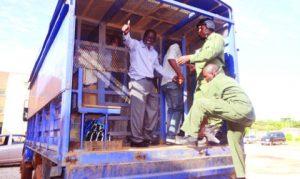 George Mpombo jailed