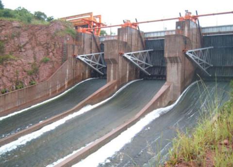 Itezhi-Tezhi hydropower station Zambia