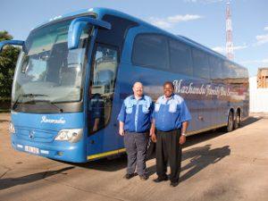 Mazhandu Family Bus Services