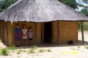 Nkenga Baptist Church in Zambia