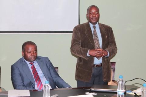 Pambashe Member of Parliament Ronald Chitotela
