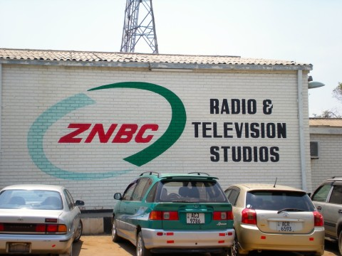 ZNBC Kitwe headquartersZNBC Kitwe headquarters