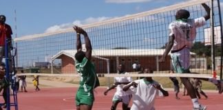 Zambia Volleyball