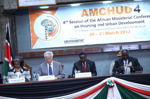 African Ministerial Conference on Housing and Urban Development